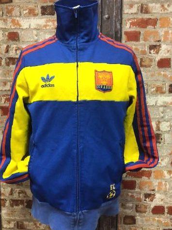 adidas Ecuador 2005 Ladies Track Jacket