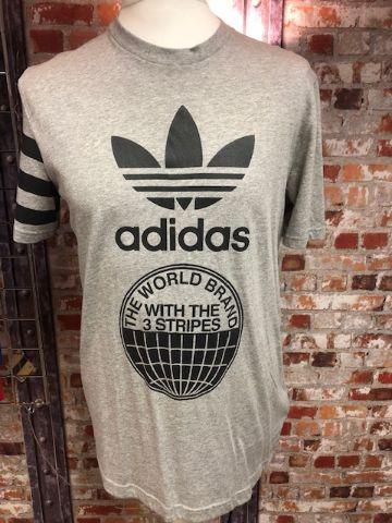 adidas Originals Street 03 Retro T-Shirt Size Medium
