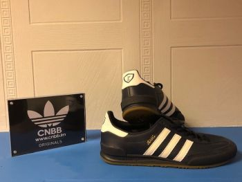 adidas Jeans Custom Spurs Trainers Size 8
