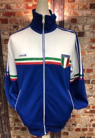 adidas Originals Italy 2010 Track Jacket Size Large