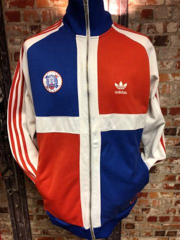 adidas Dominican Republic 2006 Track Jacket Size Large