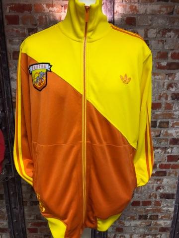 adidas Bhutan 2007 Tracksuit Jacket Size Large