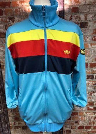 adidas Carlo Gruber 2006 Track Jacket Size XL Mens