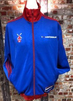 adidas I Love Amsterdam 2006 Track Jacket Size XL