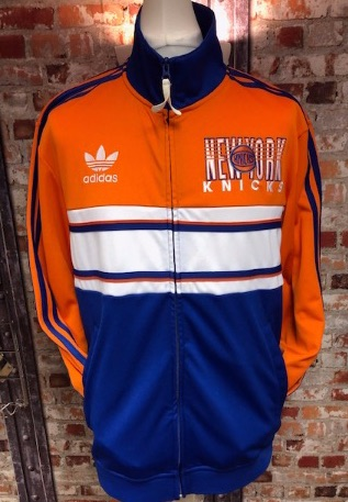 adidas New York Knicks Track Jacket