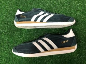 adidas Country OG Custom Celtic Trainers Size 10