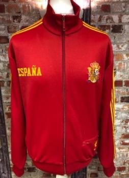 adidas Espania  World Cup Tribute Track Jacket Size Large
