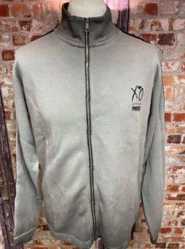 Puma XO Washout Track Jacket Endorsed by the Weekend Size Small
