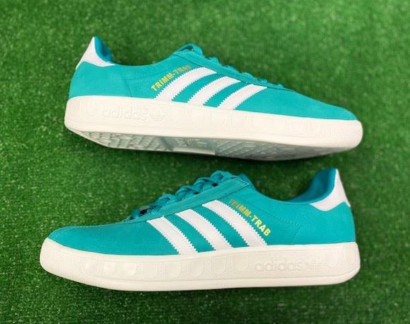 adidas Trimm Trab Mexico 86 Ltd Edisiton Trainers Size 10.5 UK