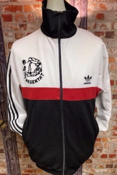adidas Argentat Judo Track Jacket Size XL