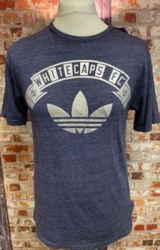 adidas Originals Vancouver Whitecaps MLS Retro T-Shirt Size Small