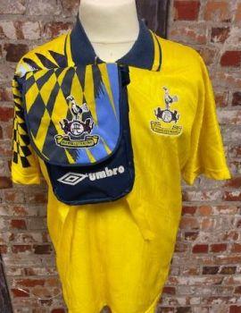 1992 Totenham Hotspur Away Shirt & Matching Mini  Back Pack