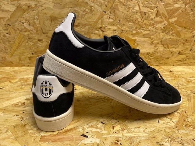 adidas Campus Juventus x Pirlo Custom Trainers Size 10