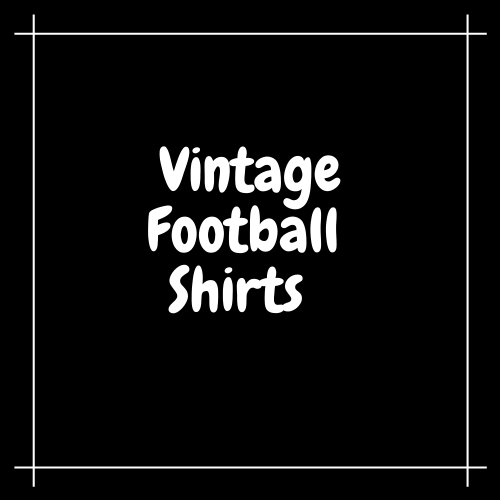 Vintage Football Shirts - Pre Owned