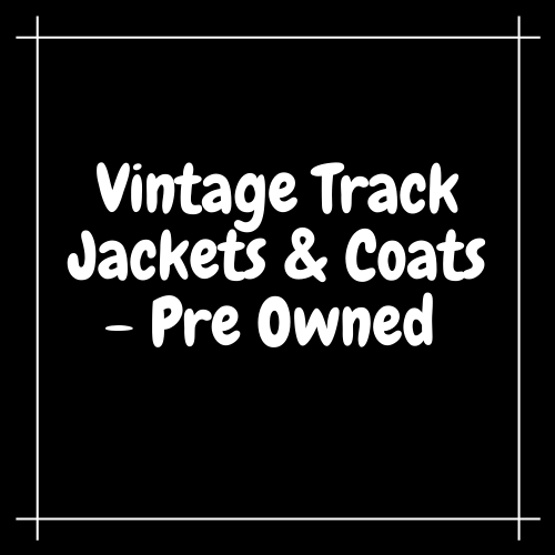 Vintage Track Jackets & Coats - Pre Owned