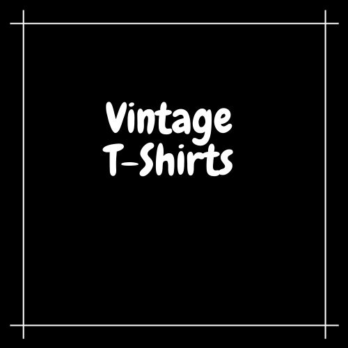 Vintage T-shirts - Pre Owned