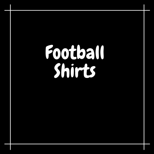 Football Shirts - Pre Owned