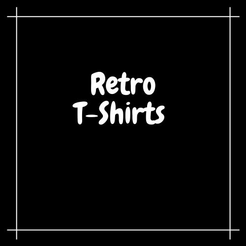 Retro T-Shirts - New