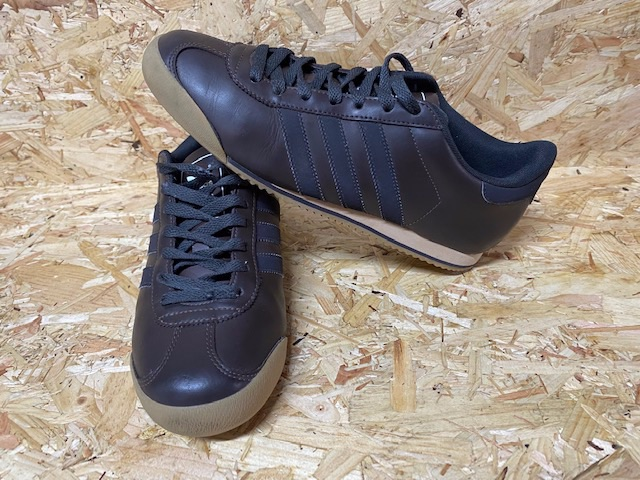 adidas Kick 2011 Release - Brown Leather Size 8 *Rare