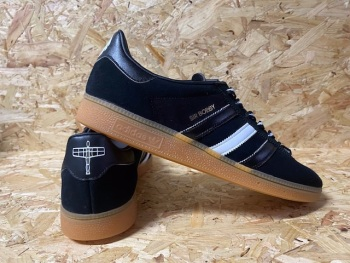adidas München x Sir Booby Robson Tribute Trainers Size 10