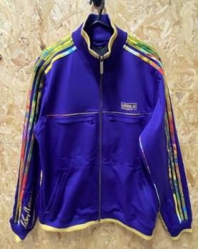 adidas Muhammad Ali 2006 Rare Artwork Track Jacket Size L