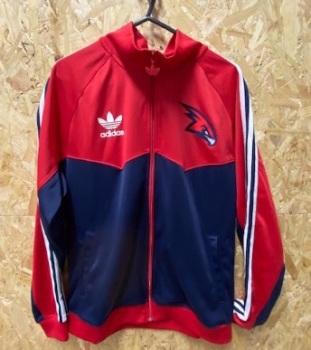 adidas Atlanta Hawks US Import Track Jacket Size Medium