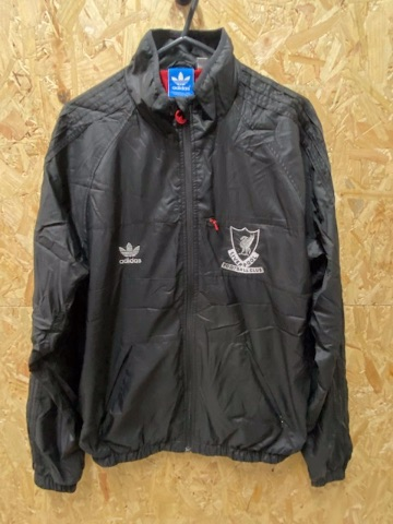 adidas Originals Liverpool 2011 Track Jacket & Free Matching Polo Shirt Siz