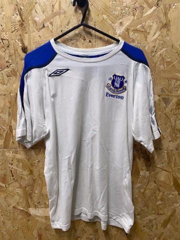 Vintage Umbro Everton Training T-Shirt