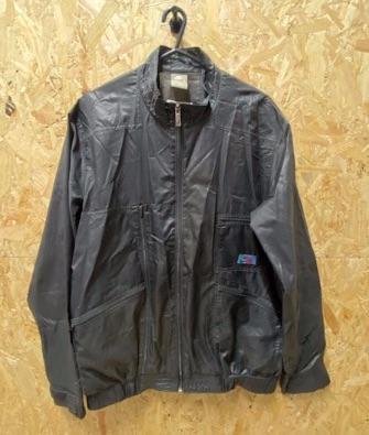 Nike Carl Lewis Vintage Lightweight Jacket Black Size Large