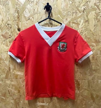 Kappa Wales 2006/07  Home Shirt Age 9-10  Years