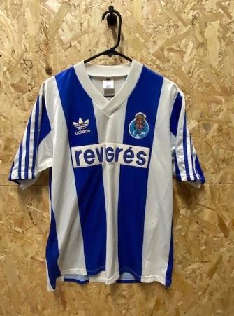 1990/92 adidas FC Porto Home Shirt Size  Medium Mens