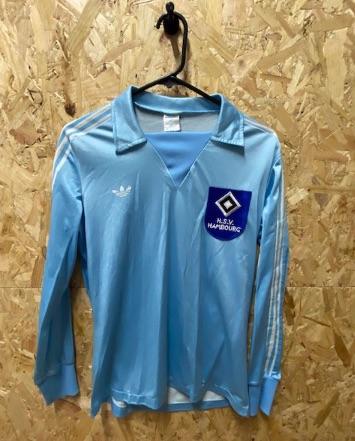 SV Hamburg Original 1978/79 adidas Long Sleeve Football Shirt