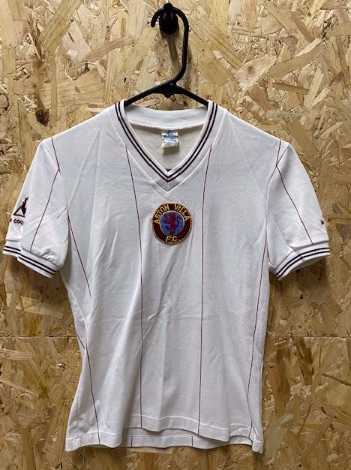 1981/82 Aston Villa Original Away Le Coq Sportif Shirt