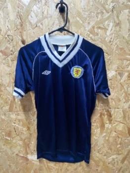 1982/85 Scotland Umbro Original Home Football Shirt