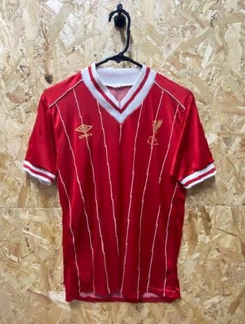 1982/85  Umbro  Liverpool Home Shirt Size Small