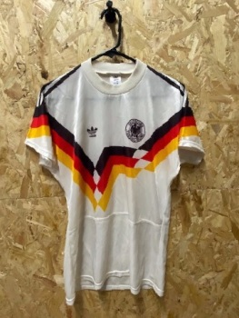 1990/92 adidas West Germany  Home Shirt Size Small Mens