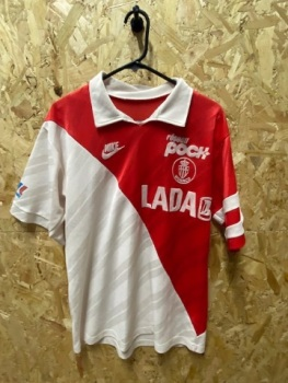 1990/91 Nike Monaco Home Shirt