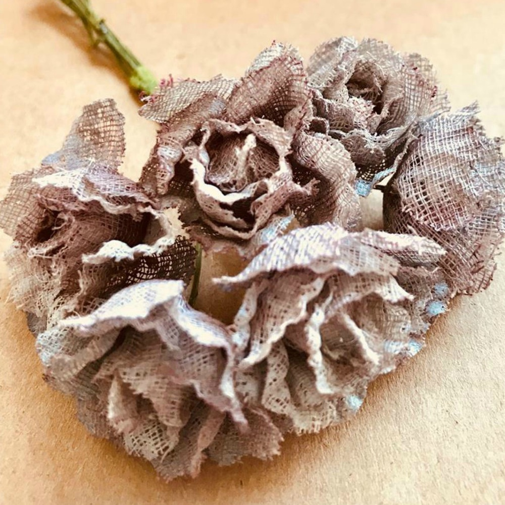 Fabric/Foam Flowers