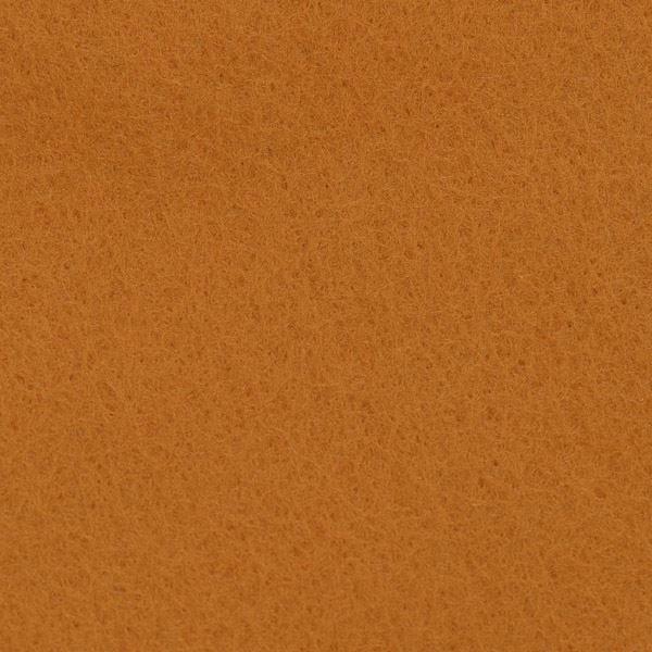 Wool Blend Felt Squares 9 x 9 Inch (2 Pack) - Golden Sands