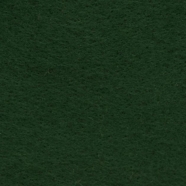 Wool Blend Felt Squares 9 x 9 Inch (2 Pack) - Ivy Green
