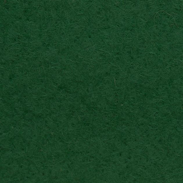 Wool Blend Felt Squares 9 x 9 Inch (2 Pack) - Holly Green