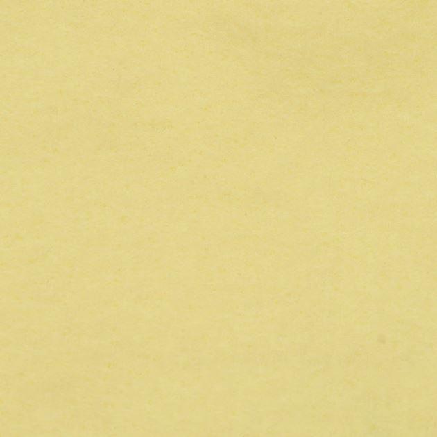 Wool Blend Felt Squares 9 x 9 Inch (2 Pack) - Lemon Sherbert