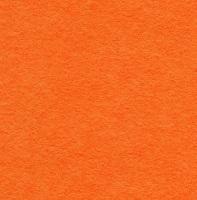 Wool Blend Felt Squares 9 x 9 Inch (2 Pack) - Tango Orange