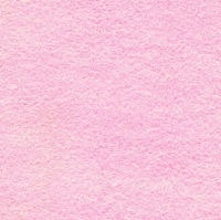 Wool Blend Felt Squares 9 x 9 Inch (2 Pack) - Baby Pink
