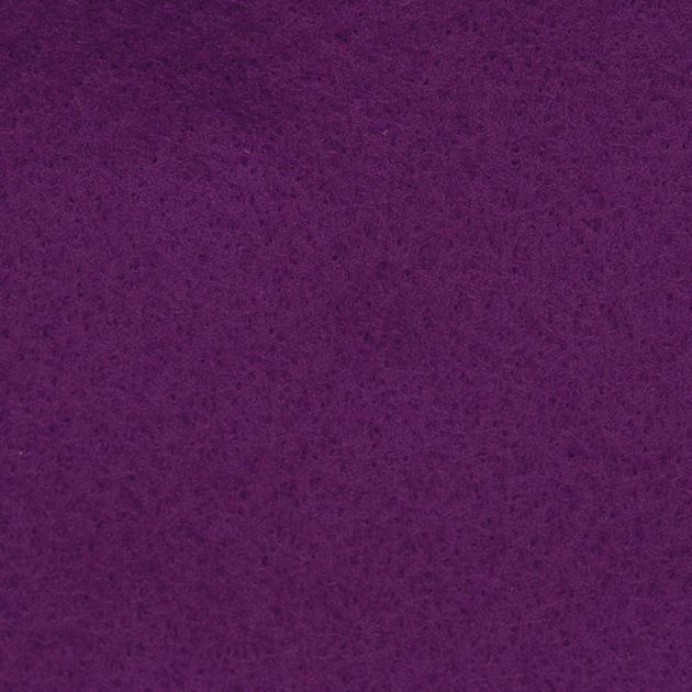Wool Blend Felt Squares 9 x 9 Inch (2 Pack) - Amethyst