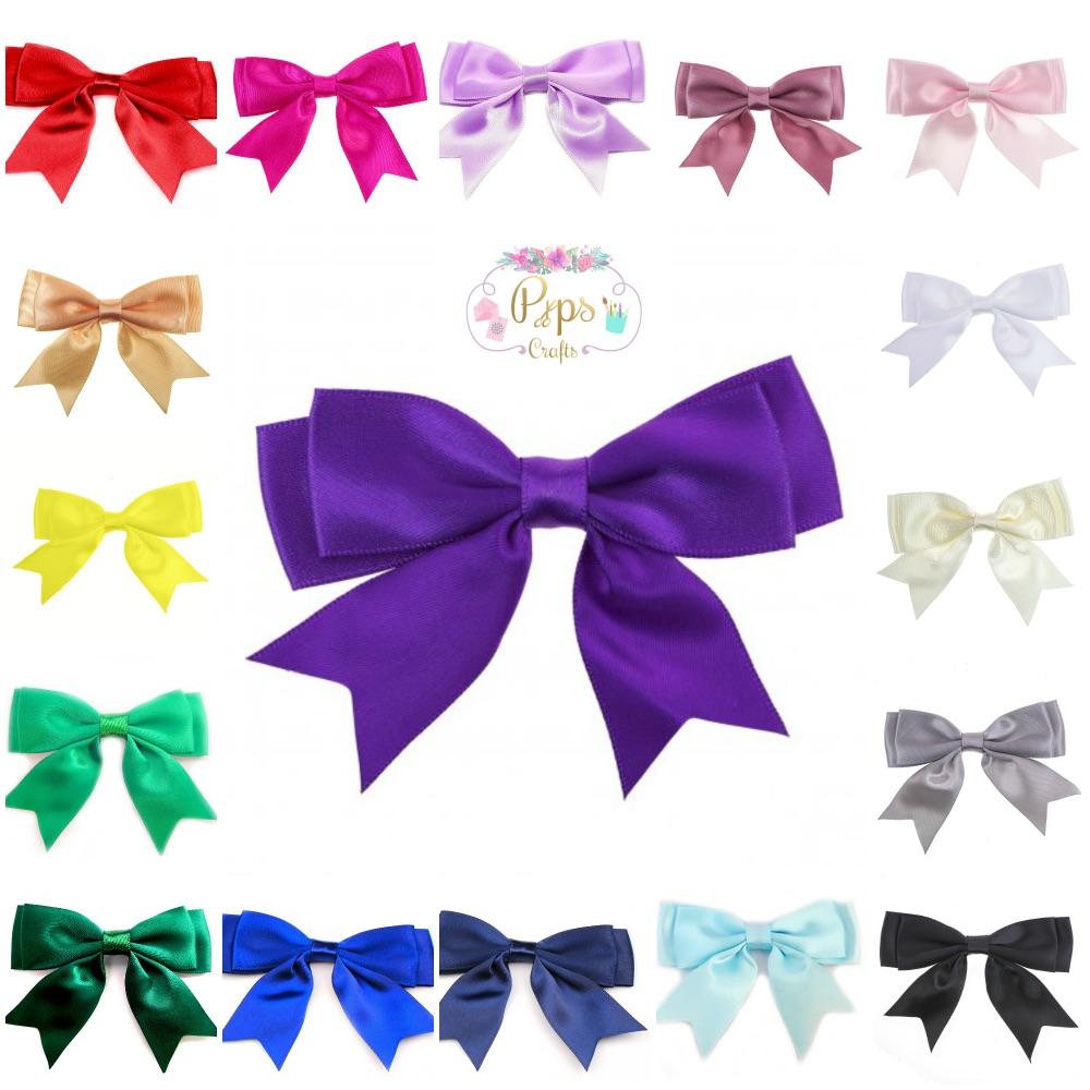 Ribbon Bows & Embellishments