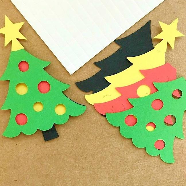 3D Christmas Tree Topper Kit