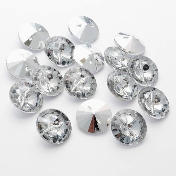 Crystal/Diamante Buttons