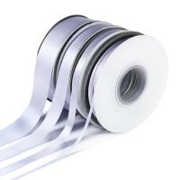 5 Metres Quality Double Satin Ribbon 15mm Wide - Lilac
