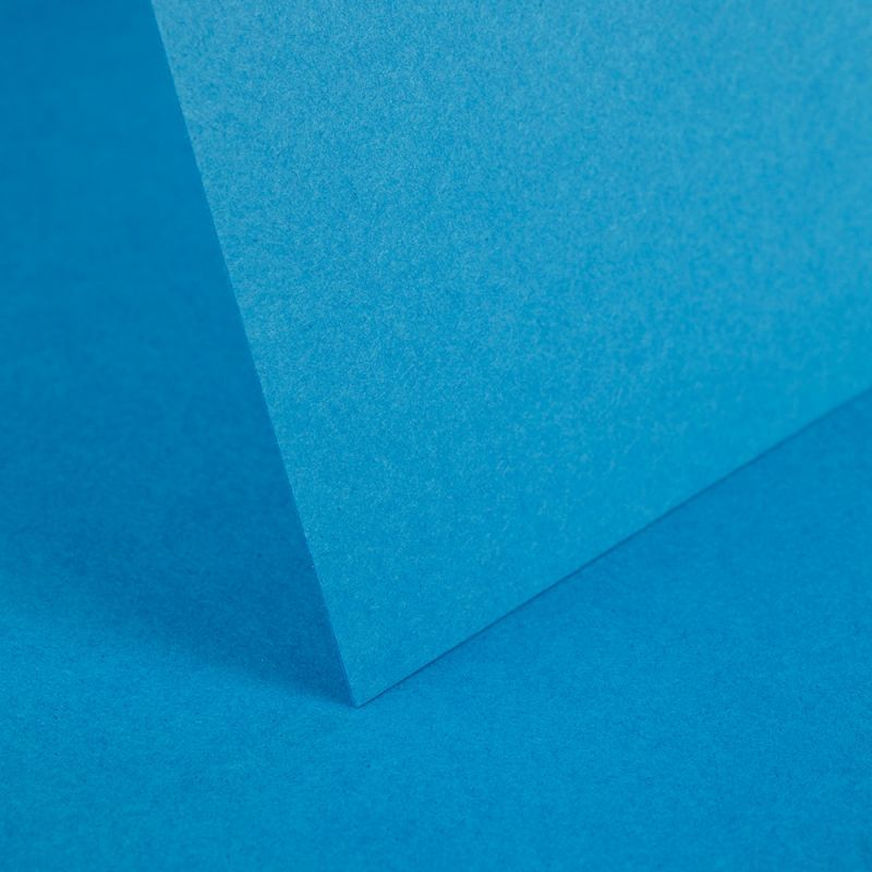 A4 Card  Ocean Blue - 240gsm